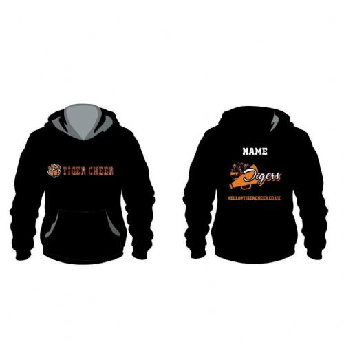 Tiger Cheer Hoody